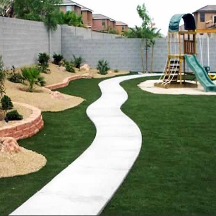 Artificial Grass Installation in North Richland Hills, Texas