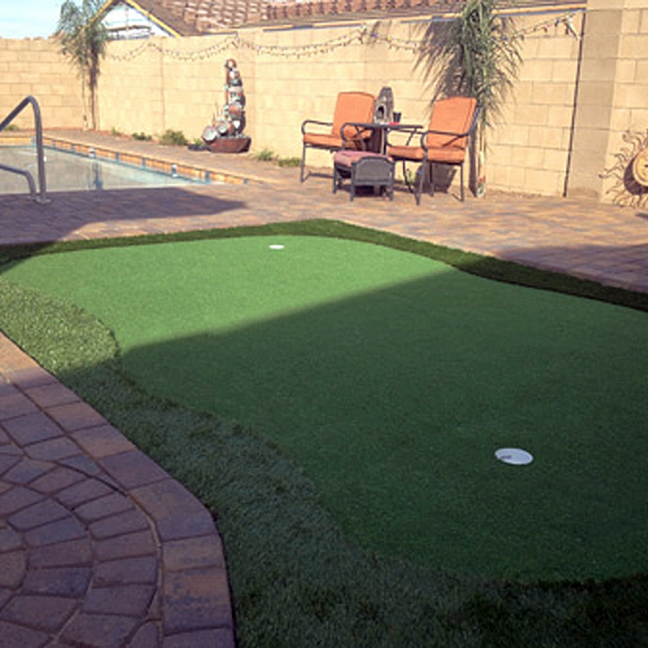 Artificial Grass Installation in Page, Arizona