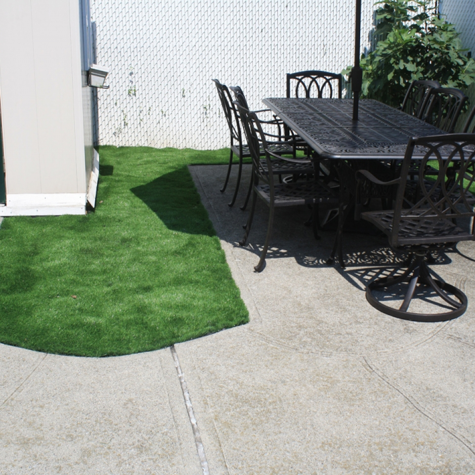 Artificial Grass Installation In Poway, California