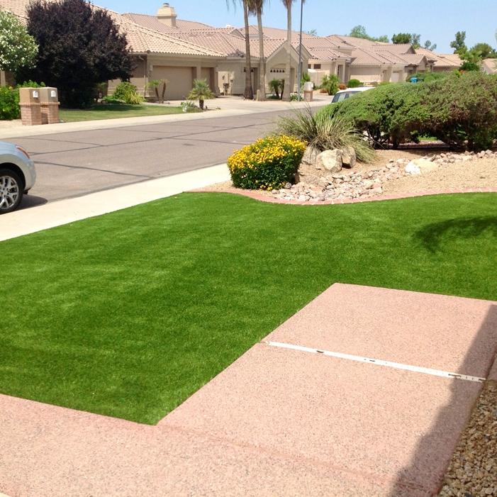 Artificial Grass Installation In Queen Creek, Arizona
