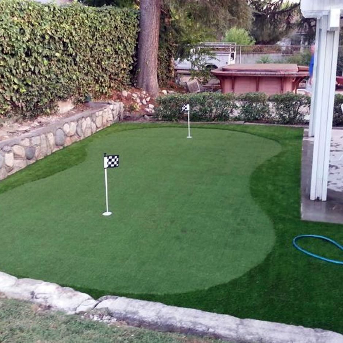 Artificial Grass Installation In Rocklin, California