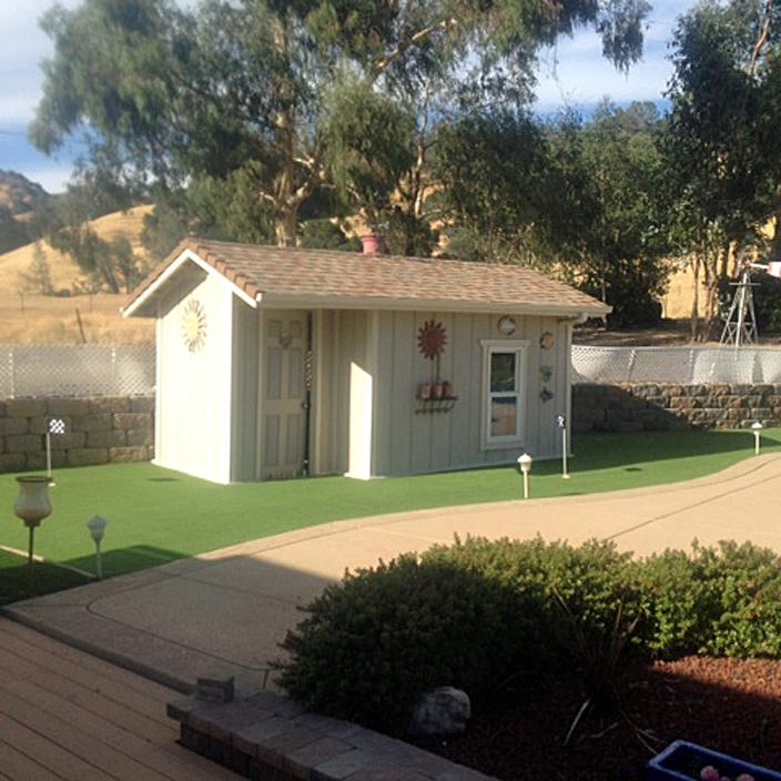 Artificial Grass Installation In Sonoma, California