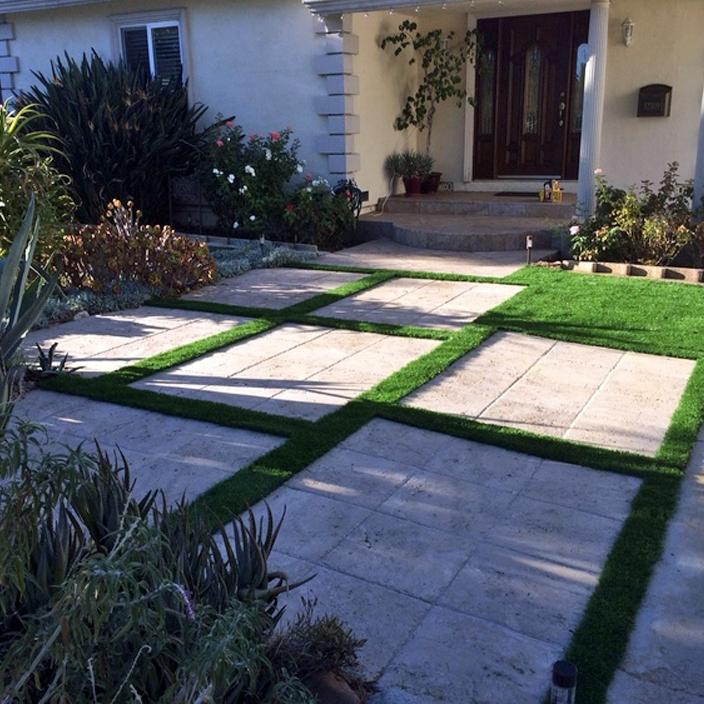 Artificial Grass Installation In Suisun City, California