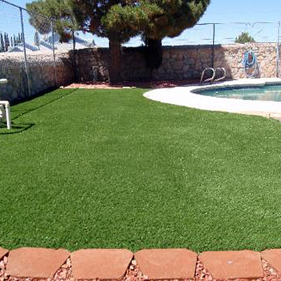 Artificial Grass Installation in Victoria, Texas