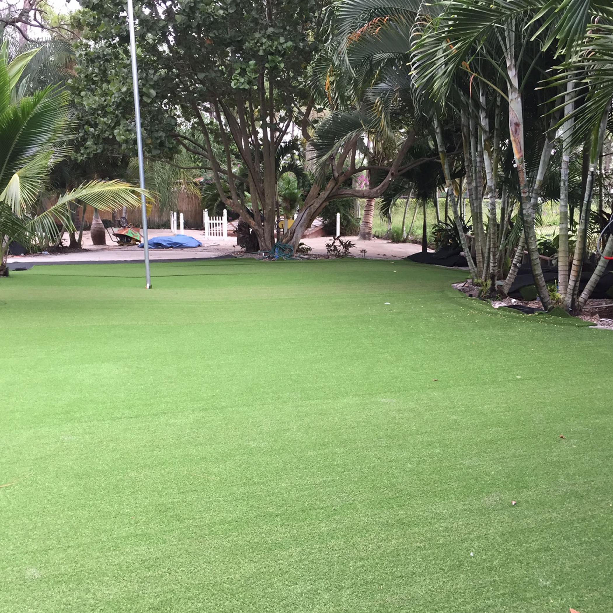 Landscape Ideas with Synthetic Grass Azusa, California