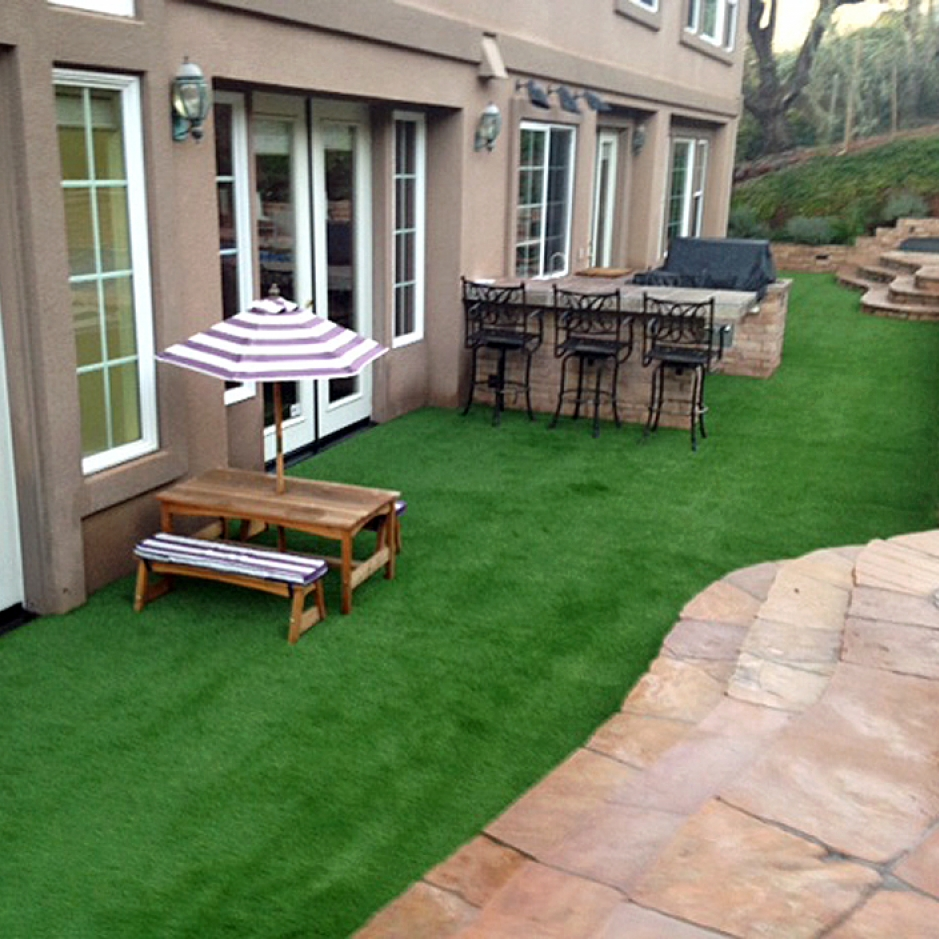 Synthetic Grass Installation In San Francisco, California
