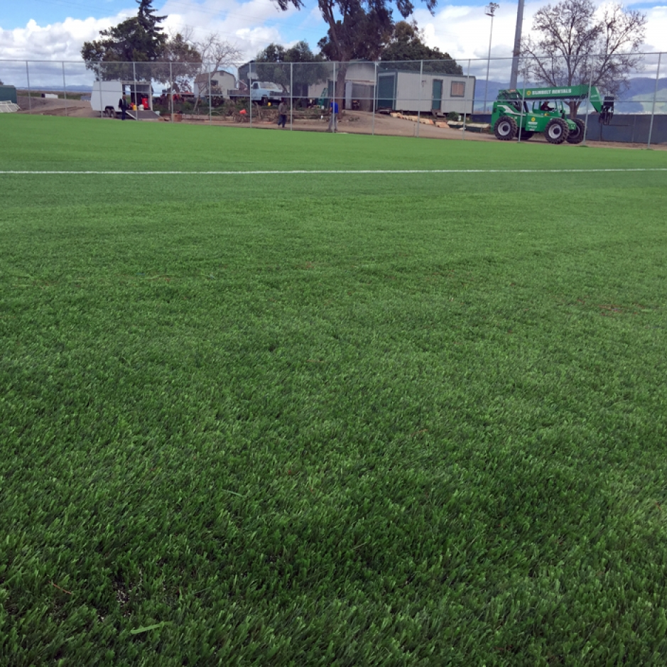 Synthetic Grass Installation In Fresno, California