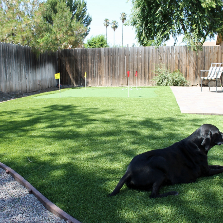 Synthetic Grass Installation In Elk Grove, California
