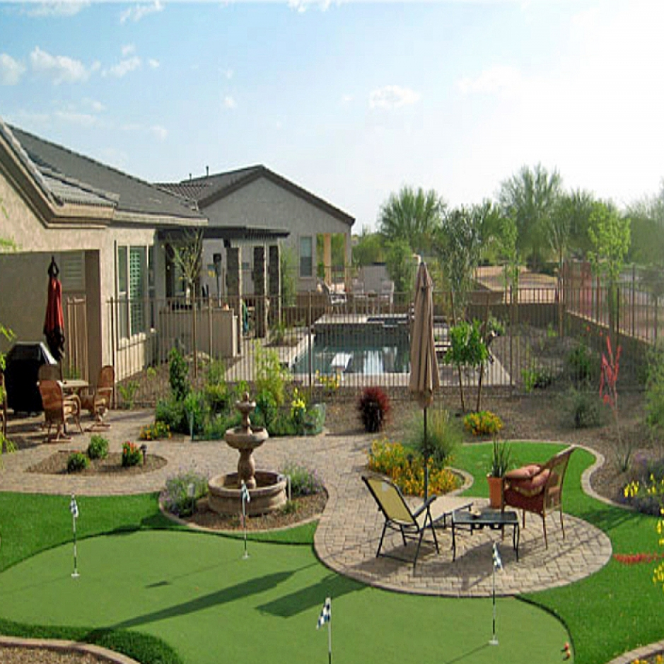 Synthetic Grass Installation In Phoenix, Arizona