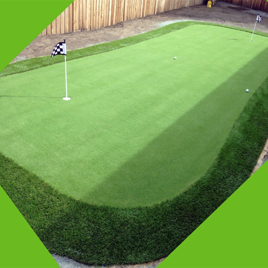 Synthetic Grass Installation In Santa Clarita, California