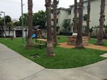 Artificial Grass, Synthetic Grass Installation in Los Angeles, California