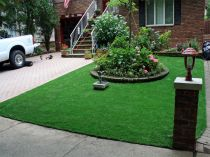 Artificial Grass Installation in Albany, New York