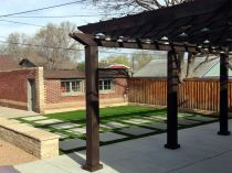 Artificial Grass Installation in New Canaan, Connecticut