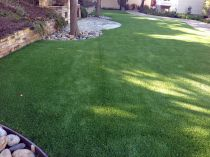 Artificial Grass Installation In Mission, Texas
