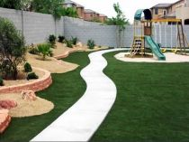 Artificial Grass Installation in North Richland Hills, Texas
