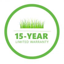 Artificial Grass Synthetic Turf 15-Year Warranty - Global Syn-Turf