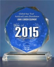 Global Syn-Turf Has Been Recognized As the Best Lawn & Garden Equipment Company in Hayward, SF Bay Area, California