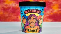 Ben  Jerrys launches Pecan Resist ice cream to fight Trump administrations regressive and discriminatory policies