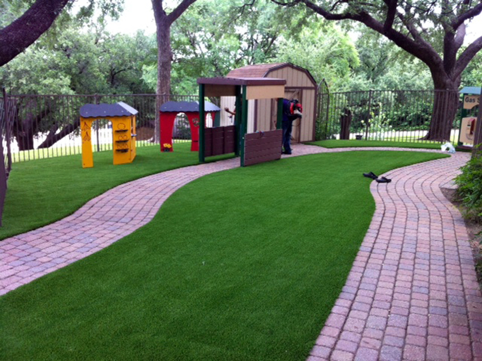Artificial Grass Installation in Austin, Texas