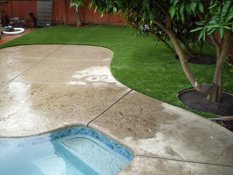 Artificial Grass Installation in Pleasanton, California