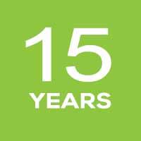 Artificial Grass 15 year warranty