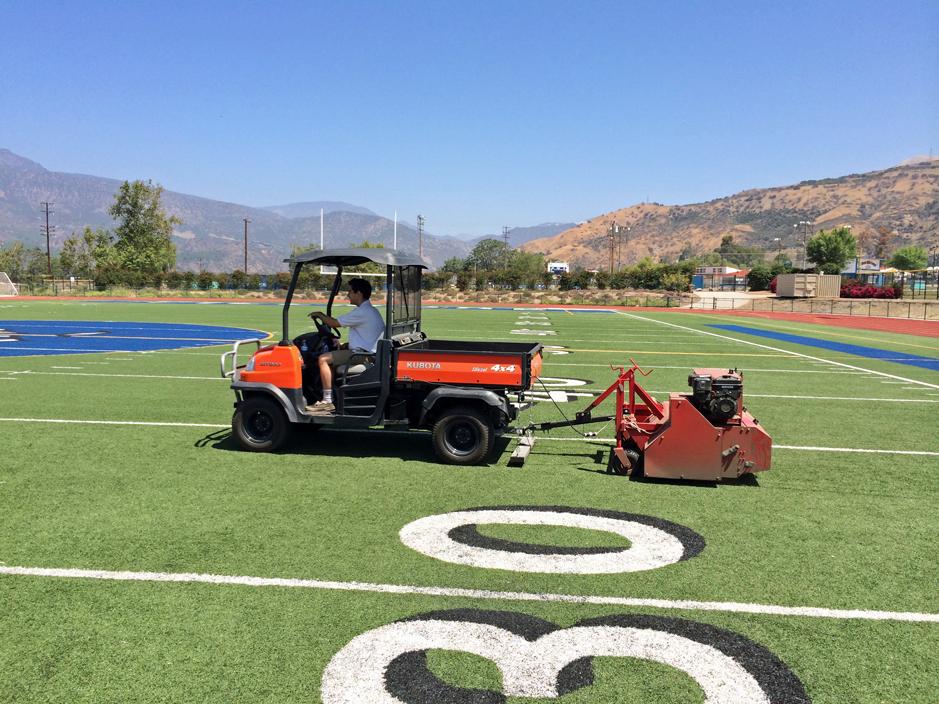 Artificial Grass Installation in Oxnard, California