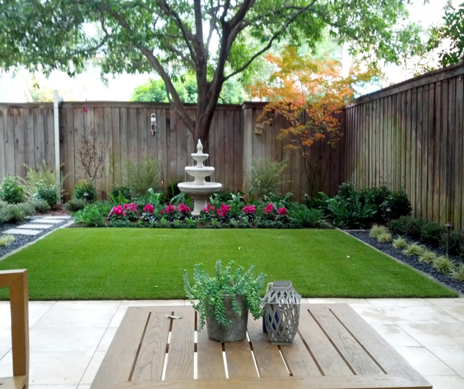Artificial Grass, Synthetic Turf in Dallas, Texas