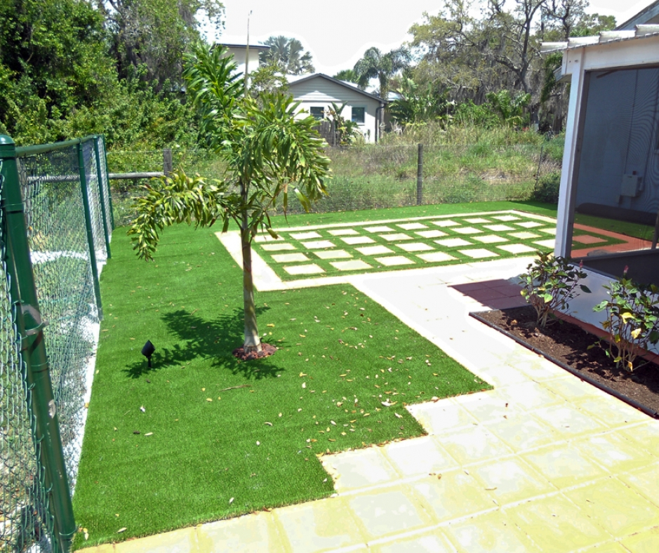 Artificial Grass Installation In Tallahassee, Florida