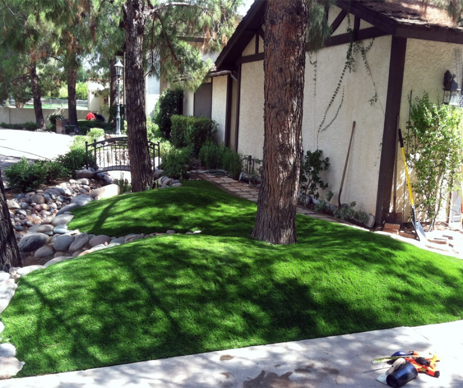 Artificial Grass Installation in Phoenix, Arizona