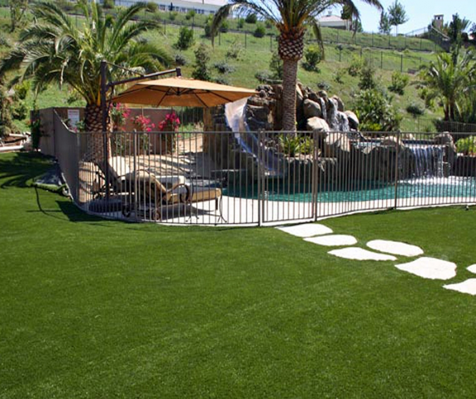 Artificial Grass Installation in Santa Monica, California