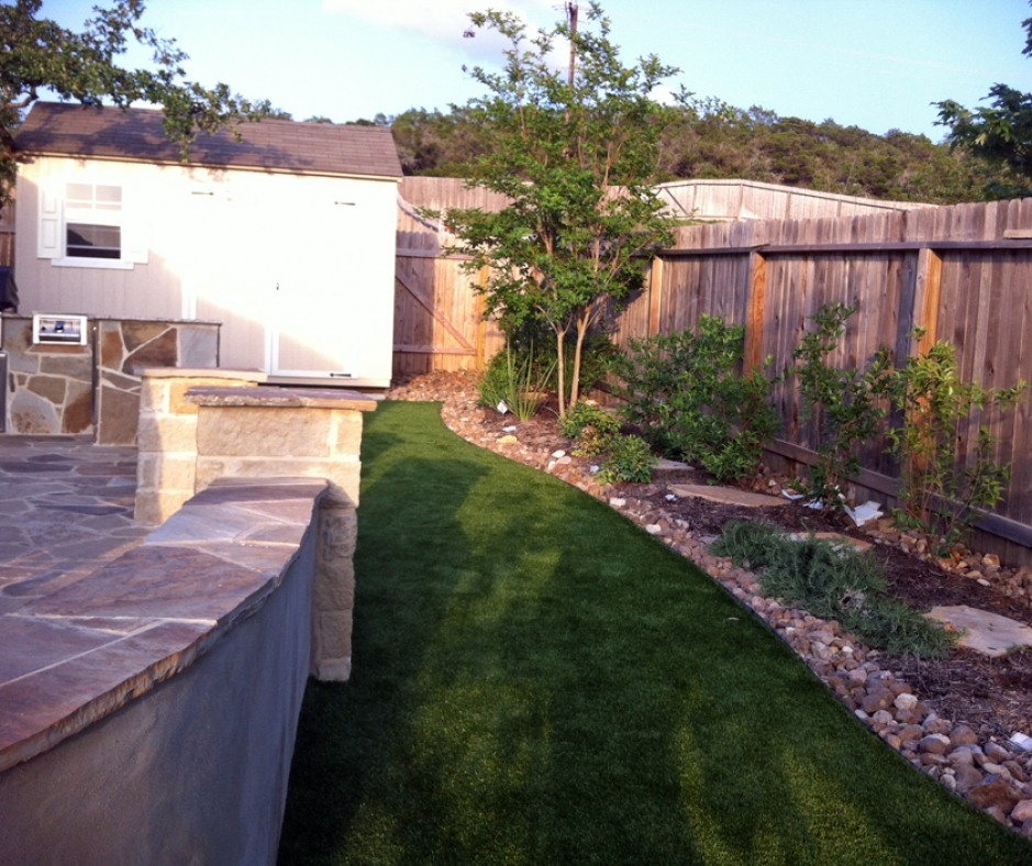 Artificial Grass Installation In San Antonio, Texas