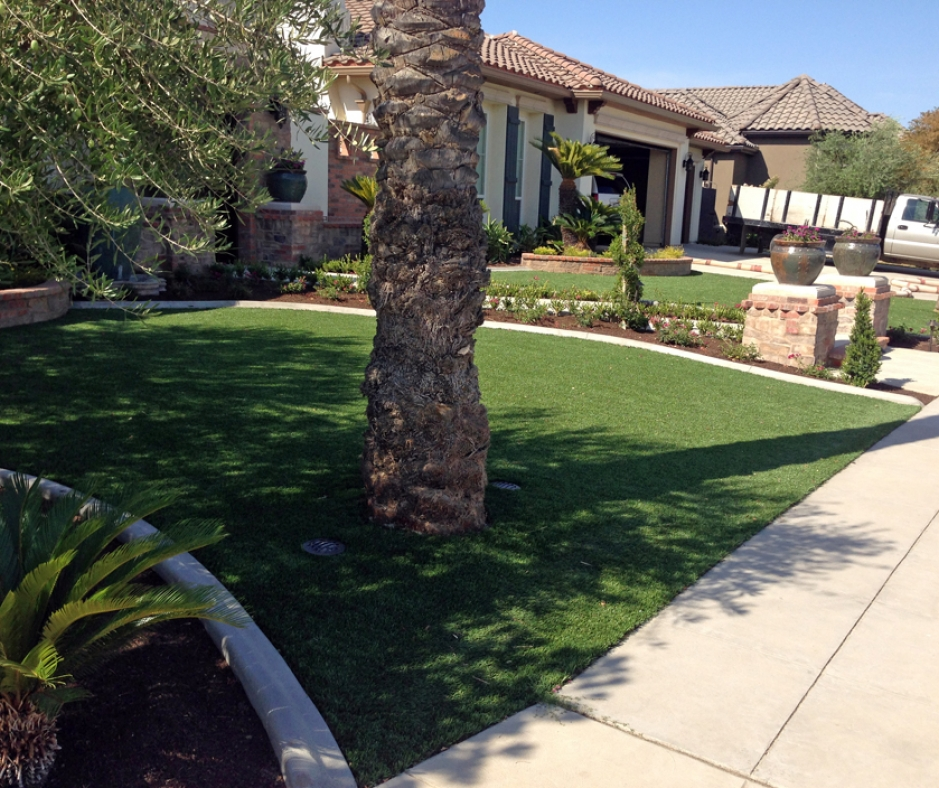 Artificial Grass installation in San Mateo, California