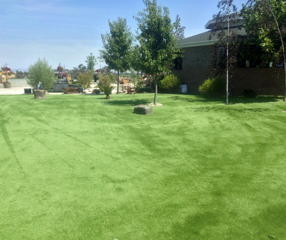 Artificial Grass Installation in Stockton, California