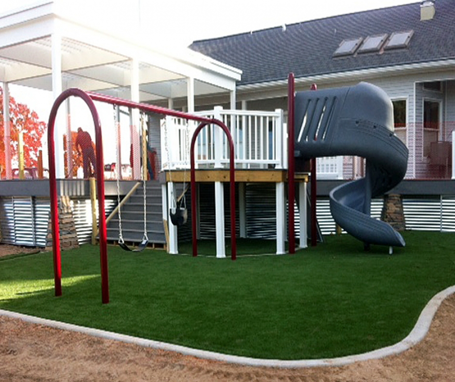 Artificial Grass Installation in Fort Worth, Texas