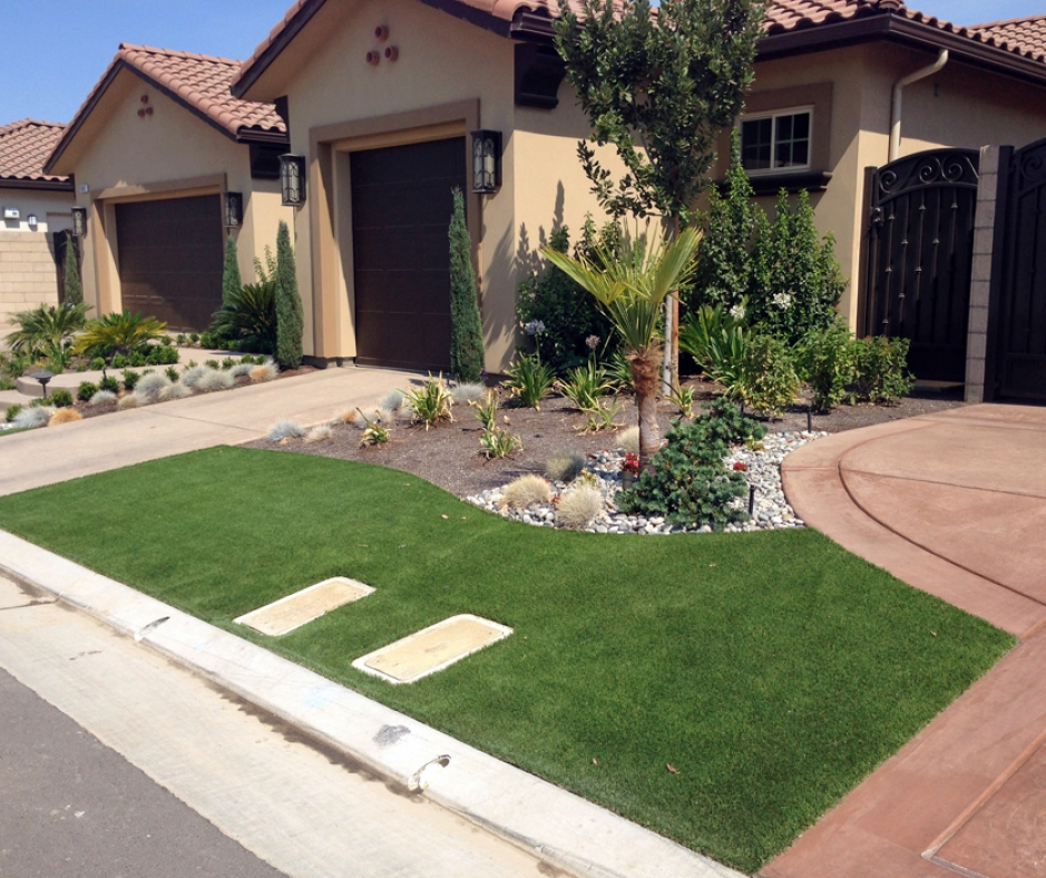 Artificial Grass Installation in Long Beach, California
