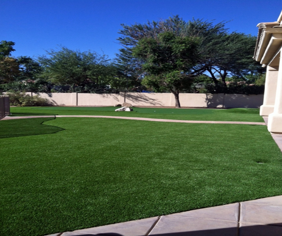 Artificial Lawn Installation in Phoenix, Arizona