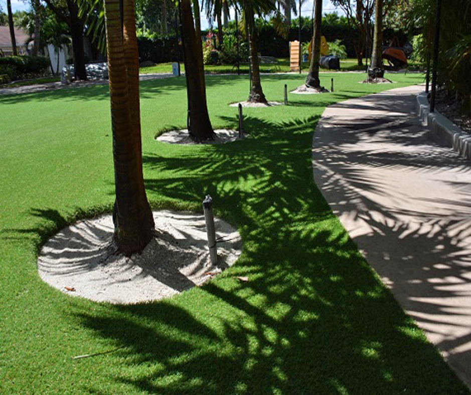 Artificial Grass Installation in Jacksonville, Florida