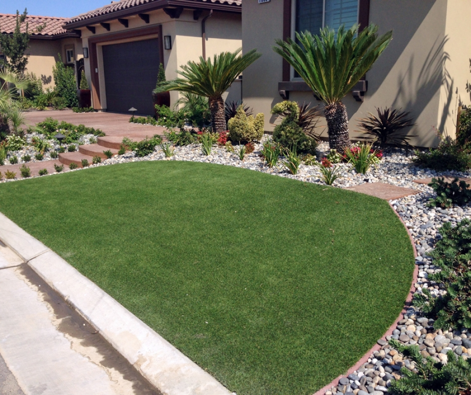 Artificial Grass Installation in Plano, Texas