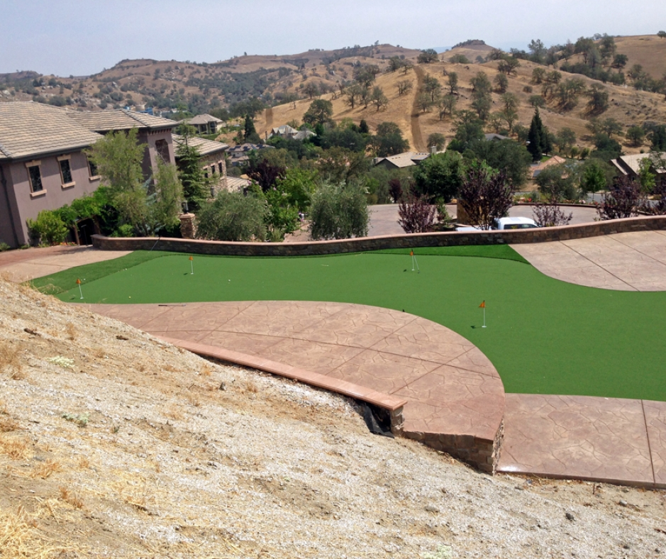 Artificial Grass Installation in Santa Maria, California