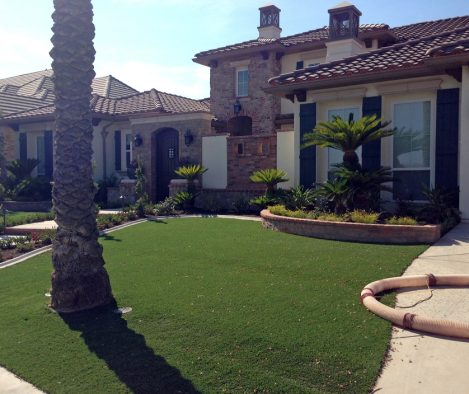 Artificial Grass Installation in San Ramon, California