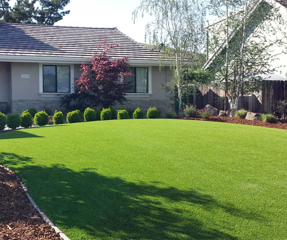 Artificial Grass Installation in Palo Alto, California