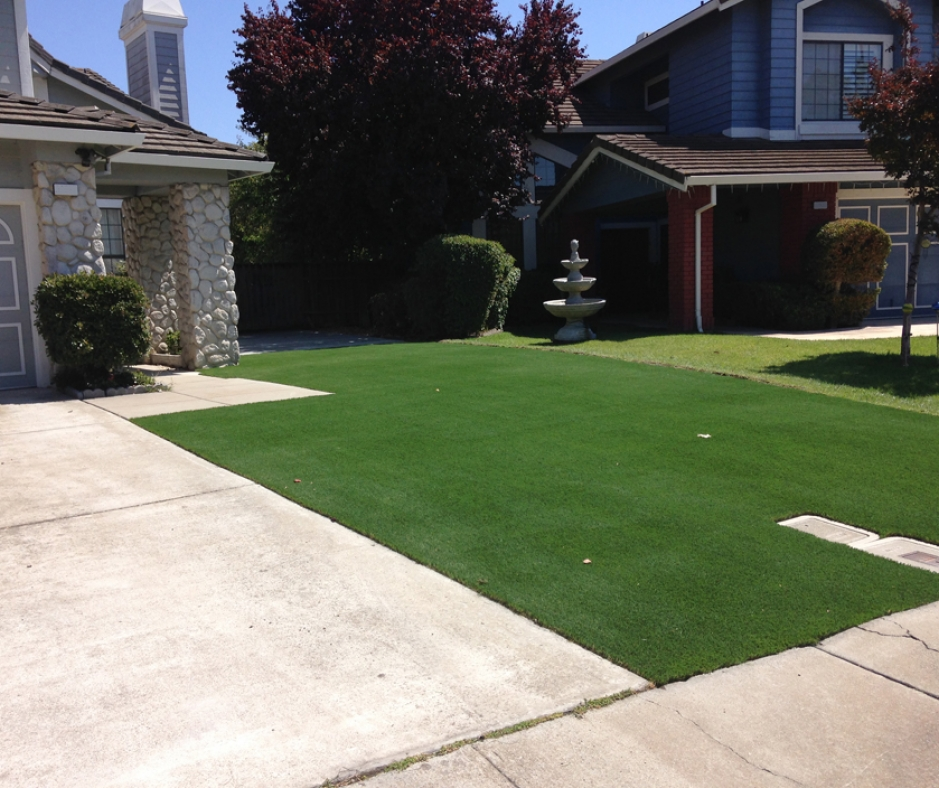 Artificial Grass Installation in Walnut Creek, California
