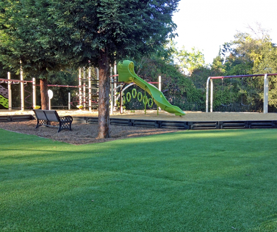 Artificial Grass Installation in Beverly Hills, California