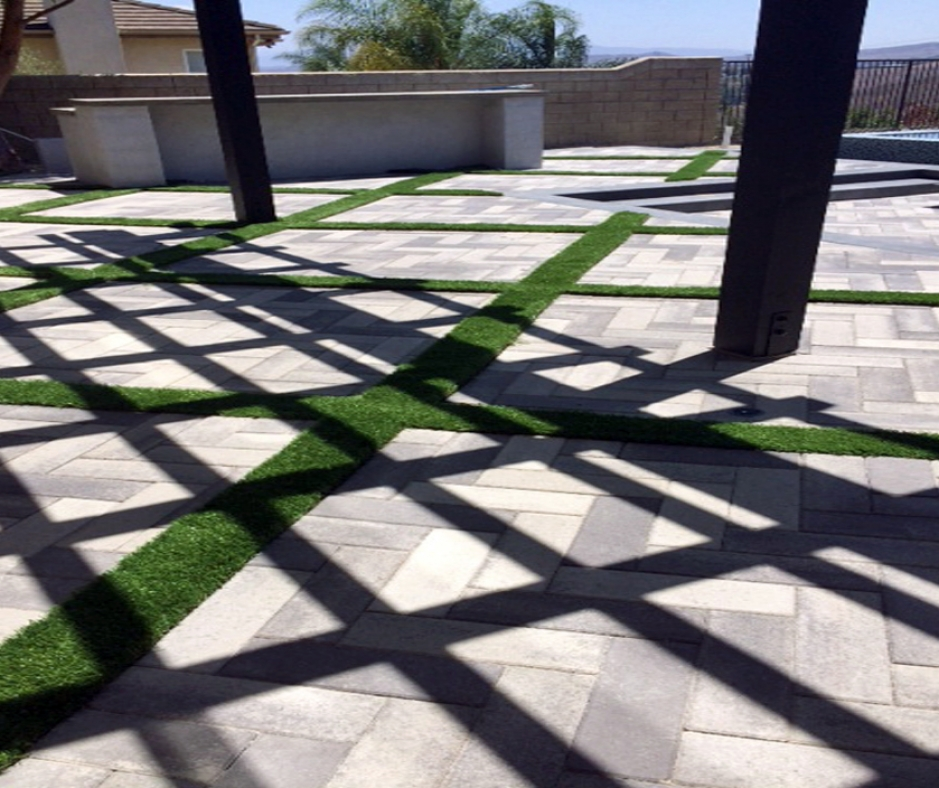Artificial Grass Installation in Hillsborough, California