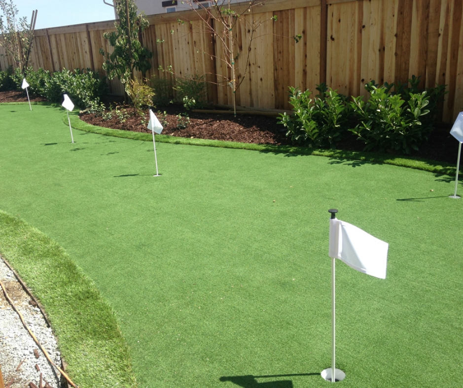 Artificial Grass Installation In Orinda, California