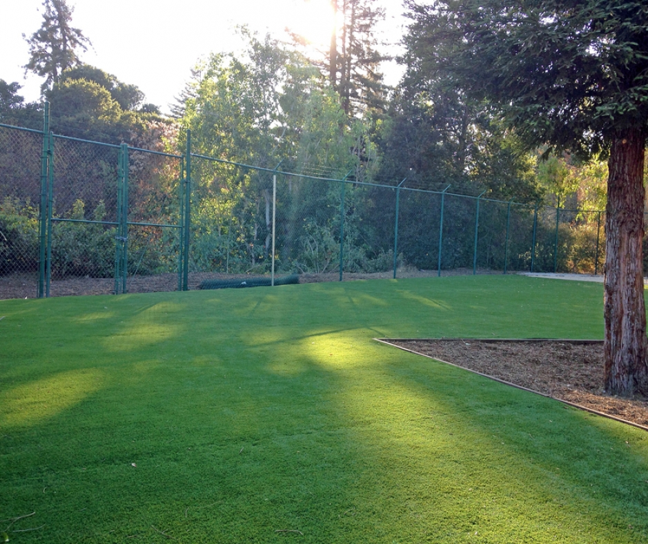 Artificial Grass Installation In Menlo Park, California