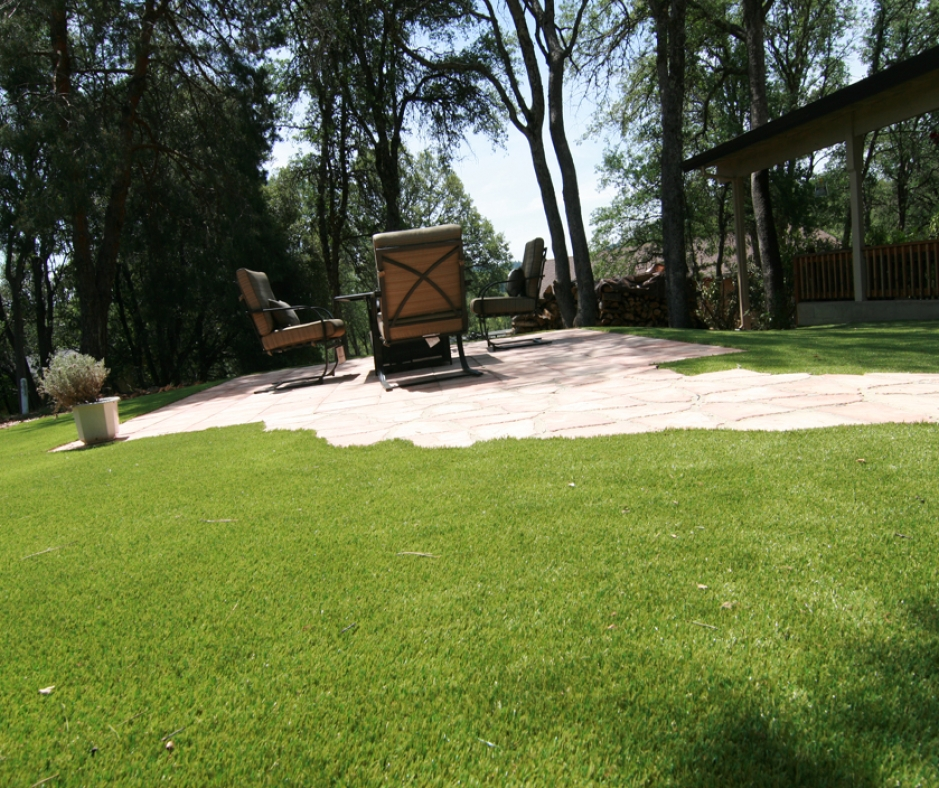 Artificial Grass Installation In Ventura, California