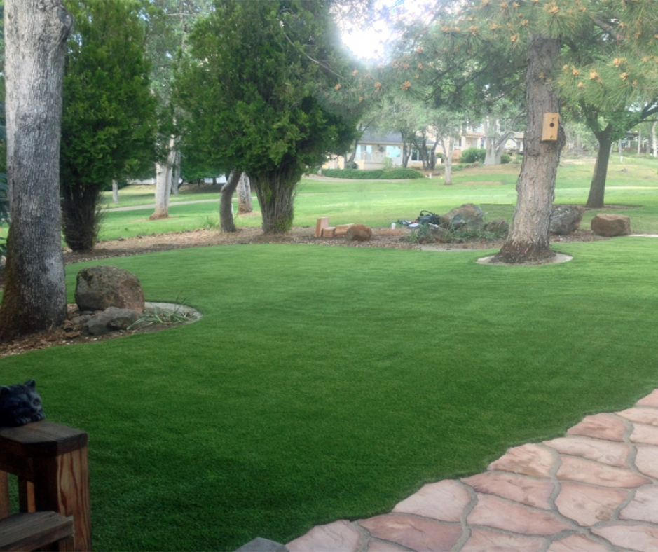 Artificial Grass Installation in Los Gatos, California