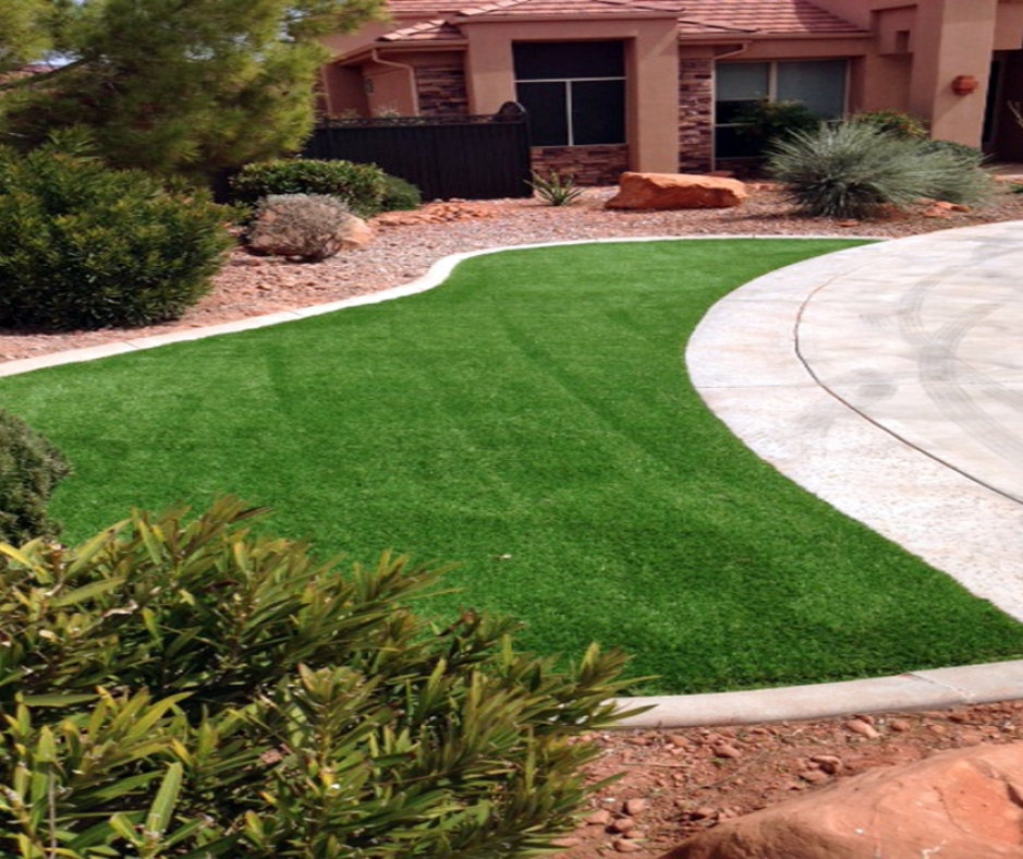 Artificial Grass Installation in Newport Beach, California