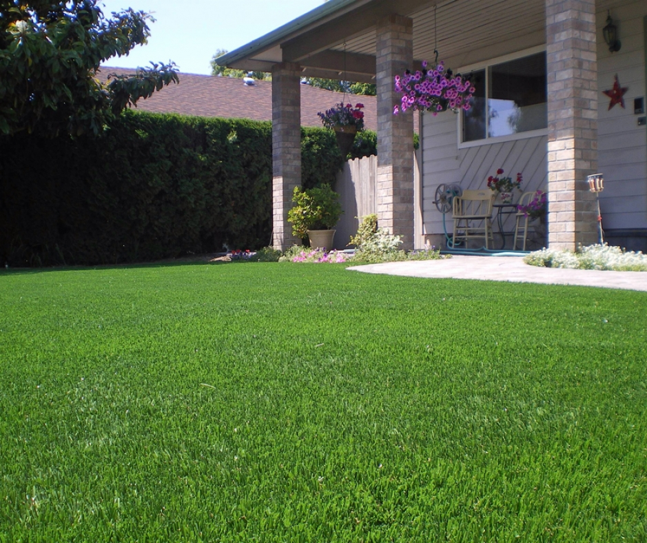 Artificial Grass Installation in Bend, Oregon